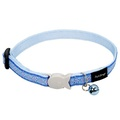 Blue Daisy Chain Collar