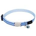 Blue Daisy Chain Collar