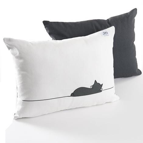 Sleeping Cat Cushion