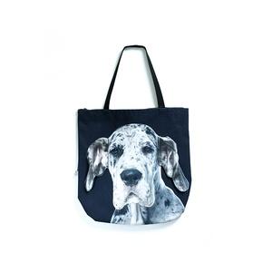 Abby the Great Dane Dog Bag