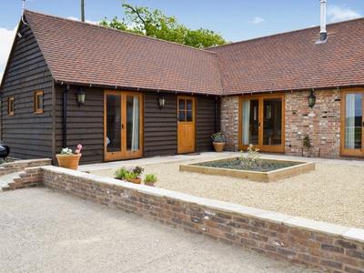 The Peacock Barn, Sussex, Burwash