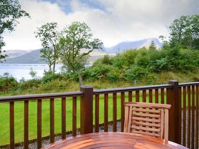 Allt Beag (little Streams), Highland, Strathcarron