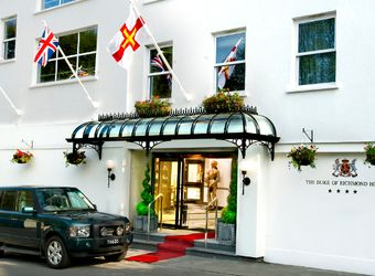The Duke of Richmond Hotel, Guernsey