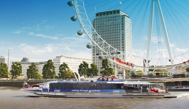MBNA Thames Clippers River Bus 3