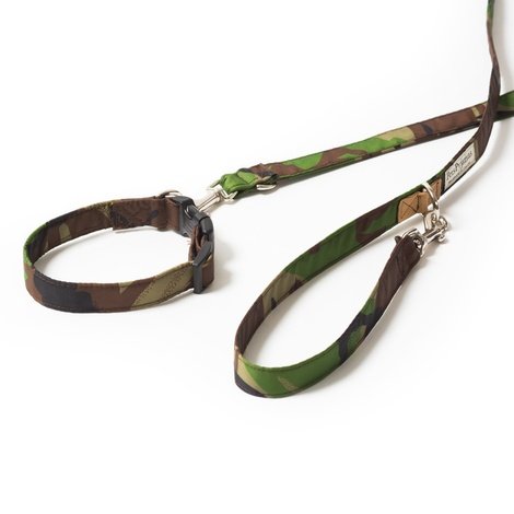 Pawditch Camo Dog Collar