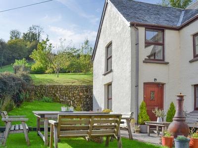 The Annexe Rose Cottage, Devon, Lynton