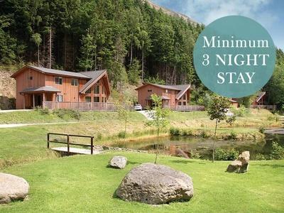 Penvale Lakes Lodges, Denbighshire, Llangollen