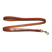 Pear Tannery - Diamonds Leather Dog Lead – London Tan
