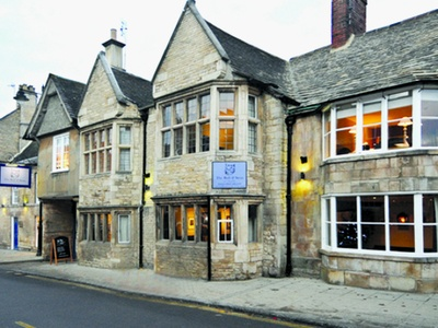 The Bull & Swan, Lincolnshire, Stamford