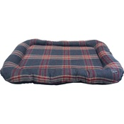 Hem & Boo - Tartan Check Dog Cushion Bed