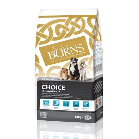 Chicken & Maize Choice Dog Food