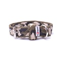 Double Dog Collar – Jungle Camo