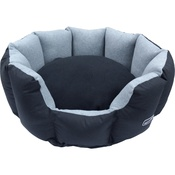 Hem & Boo - Oval Snuggle Dog Bed