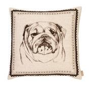 Amy Brocklehurst - Bulldog Cushion