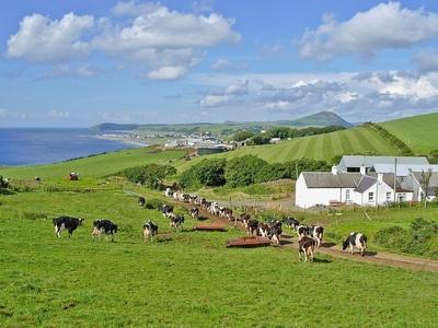 The Byre, Scotland