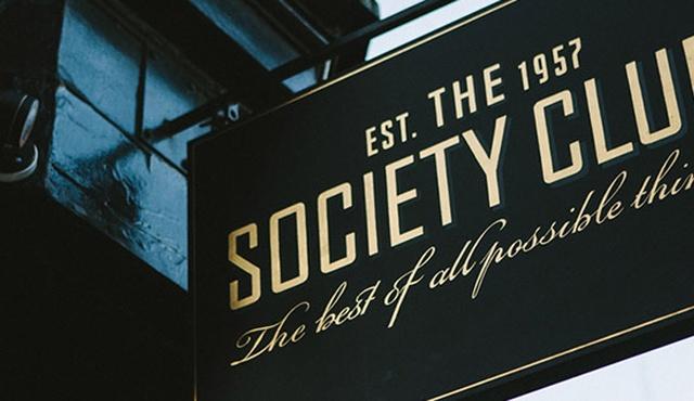 The Society Club 3