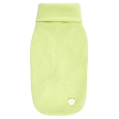 Green Cashmere Dog Sweater