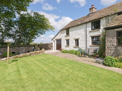 Oxlow End Cottage, Derbyshire, Peak Forest