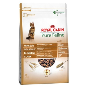 Royal Canin Pure Feline No 2 Slimness 1.5kg