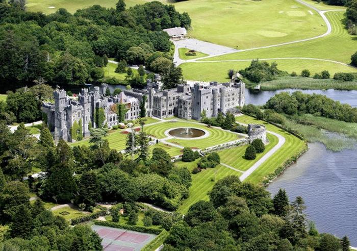 Ashford Castle, Ireland 1