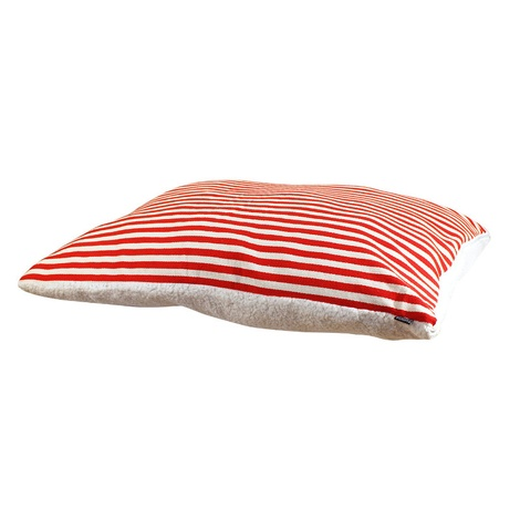 Kudos Lavanda Knife Edge Cushion – Red