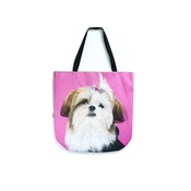 DekumDekum - Eden the Shih Tzu Dog Bag