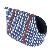 Teddy Maximus - Teddy Maximus Luxury Dog Carrier – Navy