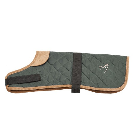 Outdoor Worcester Dog Coat - Green