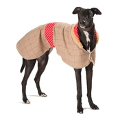 Minkeys Tweed - Barnaby Sighthound Tweed Coat