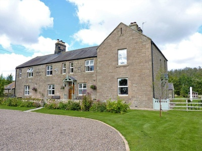 The Shillings, Northumberland, Chatton