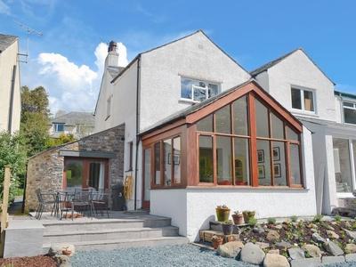 3 Barf Cottages, Cumbria, Portinscale
