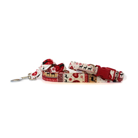 Nordic Noel Dog Collar  3