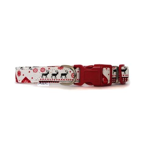 Nordic Noel Dog Collar  2