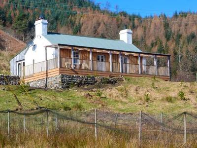 Druidaig Cottage, Highland, Kyle