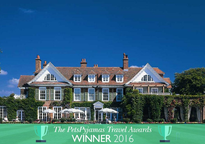 Chewton Glen Hotel & Spa, Hampshire 1