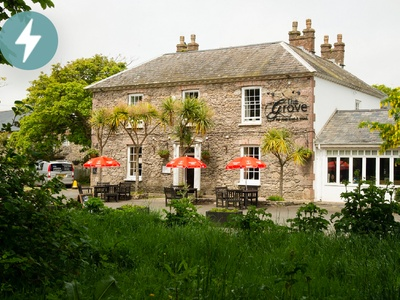 The Grove Hotel, Pembrokeshire, Wales, St Davids