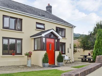Heol Fawr Cottage, Wales