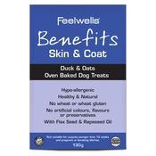 Feelwell's - Benefits Treats - Skin & Coat