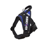 K9 CREW - Harness - Royal Blue
