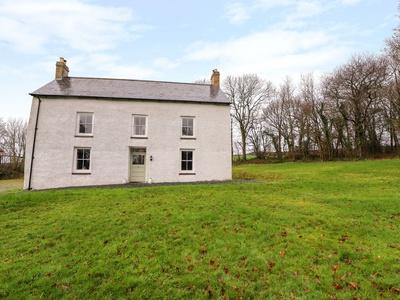 Llwyncadfor Farm, Ceredigion, Llandysul