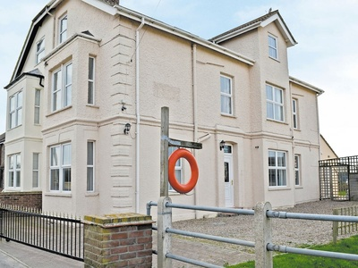 Beach House, Norfolk, Sea Palling