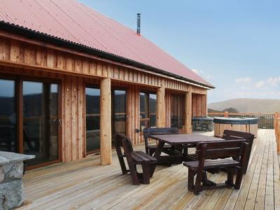Osprey Lodge, Highland, Dornoch