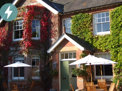 The King John Inn, Wiltshire, Salisbury