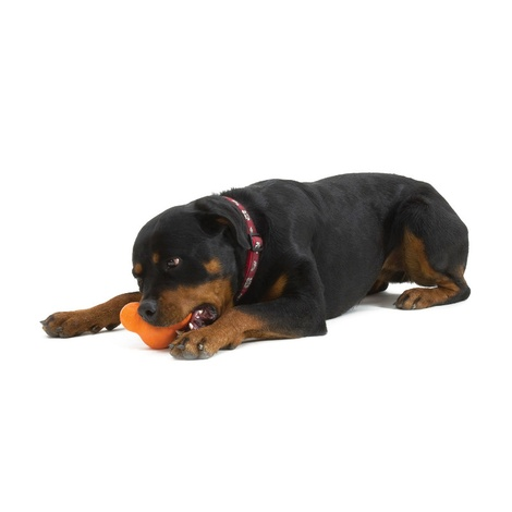 West Paw Tux® Treat Toy - Orange 3