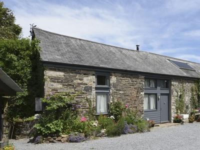 The Stone Barn Cottage, Devon, Holne