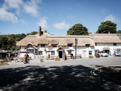 The Castle Inn, Dorset, Wareham
