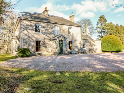 Inverallan House, Highland, Grantown-on-Spey
