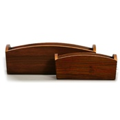 Katalin zu Windischgraetz - All-Round Mahogany & Copper Toy Box