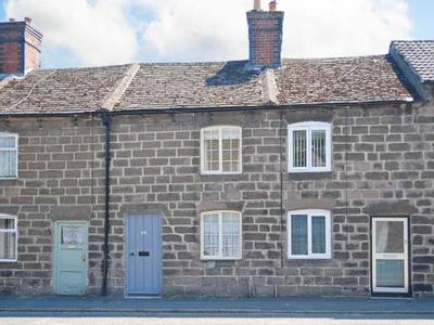 Bobbin Cottage, Derbyshire, Cromford