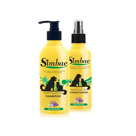 Simbae Puppy & Kitten Bundle